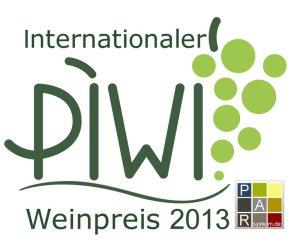 Internationaler PIWI Weinpreis 2013