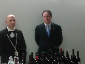 Tasting of Cannonau di Sardegna presented by Andrea Balleri, the best sommelier in Italy in 2013