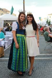 4. Bayerisches #Genussfestival -Ihre Hoheiten