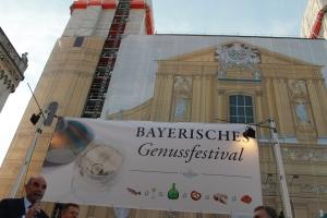 4. Bayerisches #Genussfestival -#München-Genuss für alle Sinn-Genuss pur ...